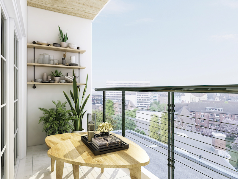 Do You Need An Outdoor Balcony for Your Home?