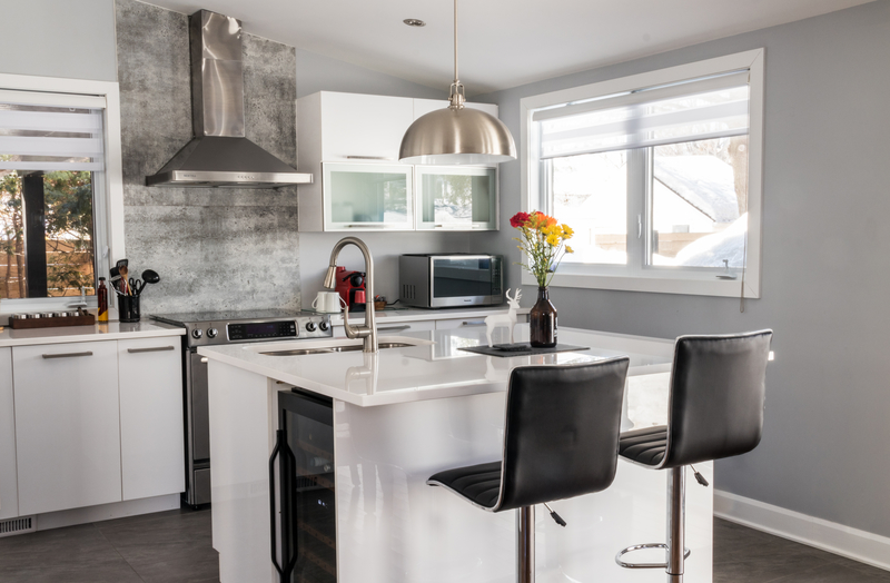 Luxury Features That Belong in Your Kitchen